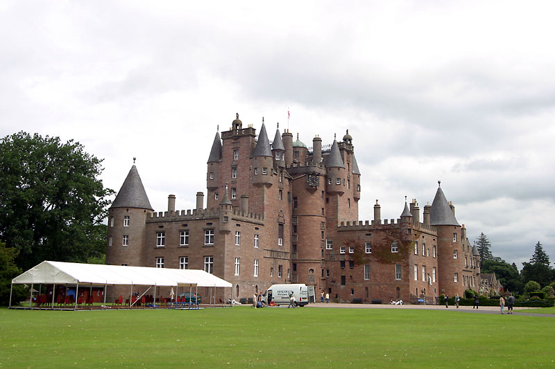 Glamis Castle Photo