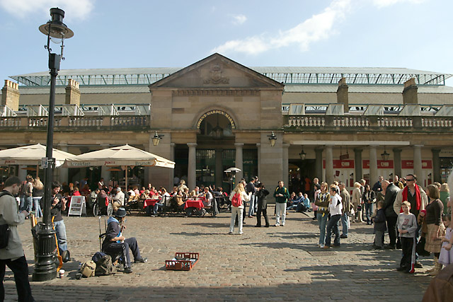 Covent Garden Photo